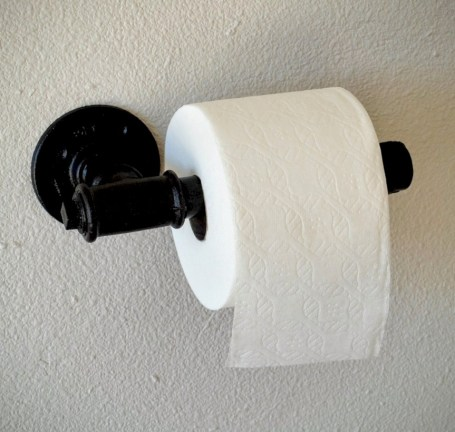 36 Cool And Unique Toilet Tissue Paper Roll Holders Ideas