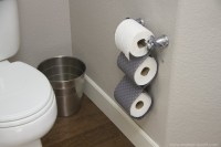 36 Cool And Unique Toilet Tissue Paper Roll Holders Ideas ...