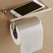 Cool and unique toilet tissue paper roll holders ideas 25