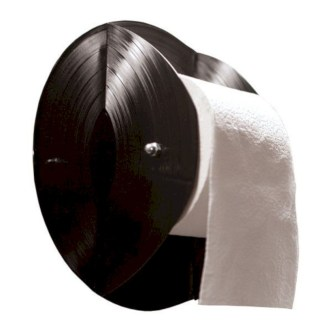 Cool and unique toilet tissue paper roll holders ideas 32