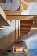 Cool space saving staircase designs ideas 15