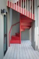 Cool space saving staircase designs ideas 16