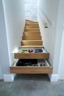 Cool space saving staircase designs ideas 41
