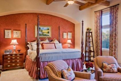 Cozy bedrooms design ideas with brilliant accent walls 01