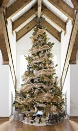 Creative christmas tree toppers ideas you should try 27