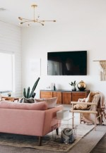Creative living rooms design ideas for your inspiration 08