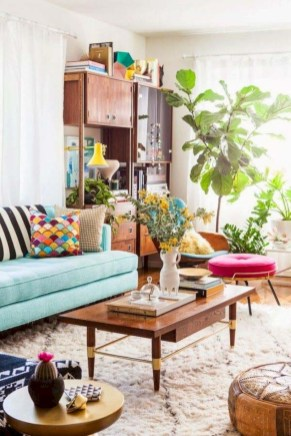 Creative living rooms design ideas for your inspiration 10