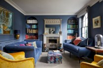 Creative living rooms design ideas for your inspiration 12