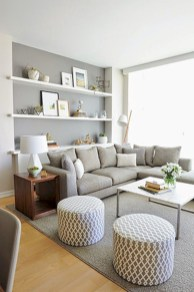 Creative living rooms design ideas for your inspiration 37