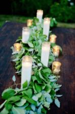 Fabulous christmas decoration ideas using candles 38