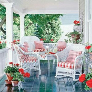 Gorgeous red and white living rooms ideas 12