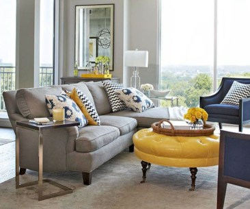 Gorgeous yellow accent living rooms inspiration ideas 01