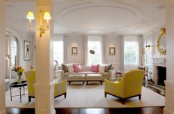 Gorgeous yellow accent living rooms inspiration ideas 42