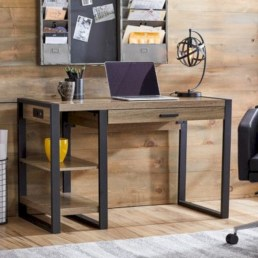 Inspirational home office desks ideas you will totally love 06