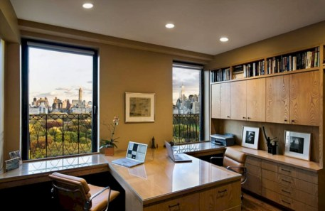 Inspirational home office desks ideas you will totally love 27