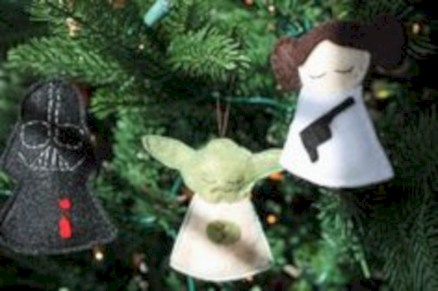 Inspiring christmas decoration ideas suitable for geek 02