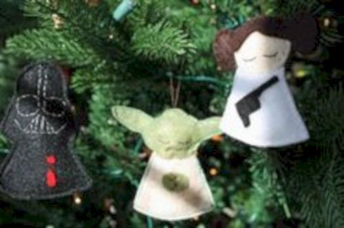 Inspiring christmas decoration ideas suitable for geek 02