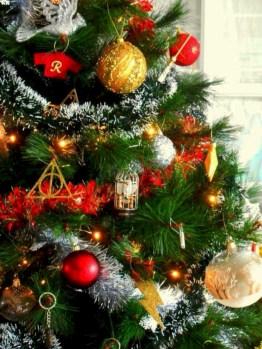 Inspiring christmas decoration ideas suitable for geek 08