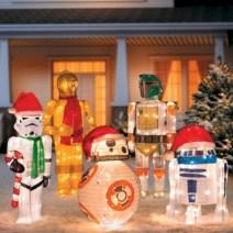 Inspiring christmas decoration ideas suitable for geek 15