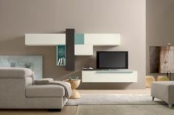 Modern living room wall units ideas with storage inspiration 25