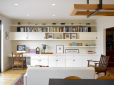 Modern living room wall units ideas with storage inspiration 35