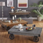 Modern and creative coffee tables design ideas 07