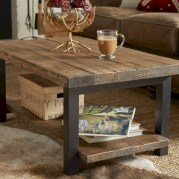 Modern and creative coffee tables design ideas 12