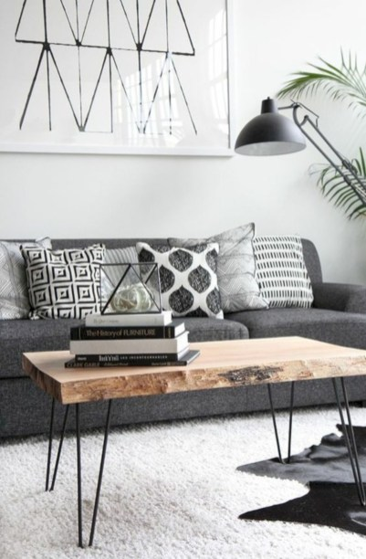 Modern and creative coffee tables design ideas 20