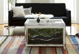 Modern and creative coffee tables design ideas 22