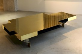 Modern and creative coffee tables design ideas 28