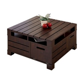 Modern and creative coffee tables design ideas 36
