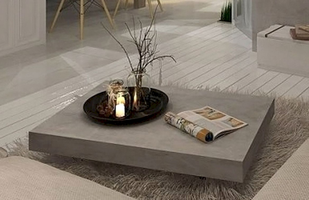 40 Modern and Creative Coffee Tables Design Ideas