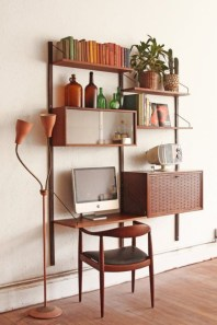 Original mid century modern bookcases ideas you'll love 21