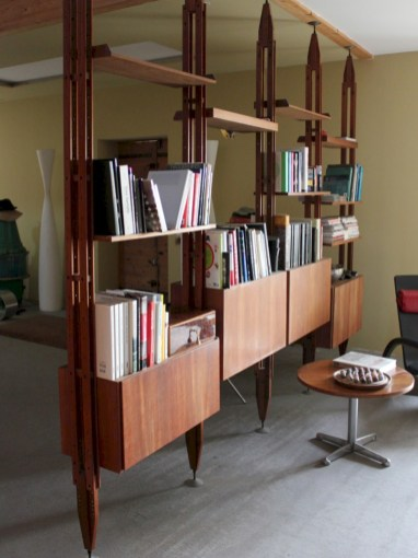 Original mid century modern bookcases ideas you'll love 29