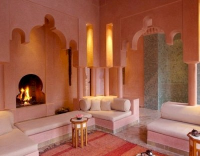 Relaxing moroccan living room decoration ideas 10