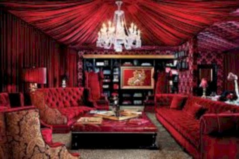 Relaxing moroccan living room decoration ideas 28