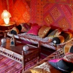 Moroccan Living Room Design Decorating Ideas For With Wood Floors 48 Relaxing Decoration Round Decor 39