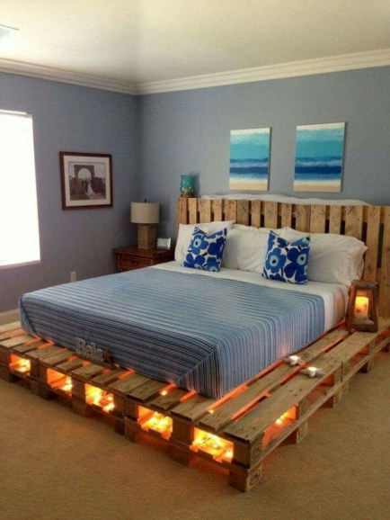 Romantic bedroom lighting ideas you will totally love 05