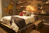 37 Romantic Bedroom Lighting Ideas You Will Totally Love - Round Decor