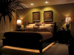 Romantic bedroom lighting ideas you will totally love 13
