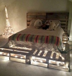 Romantic bedroom lighting ideas you will totally love 19