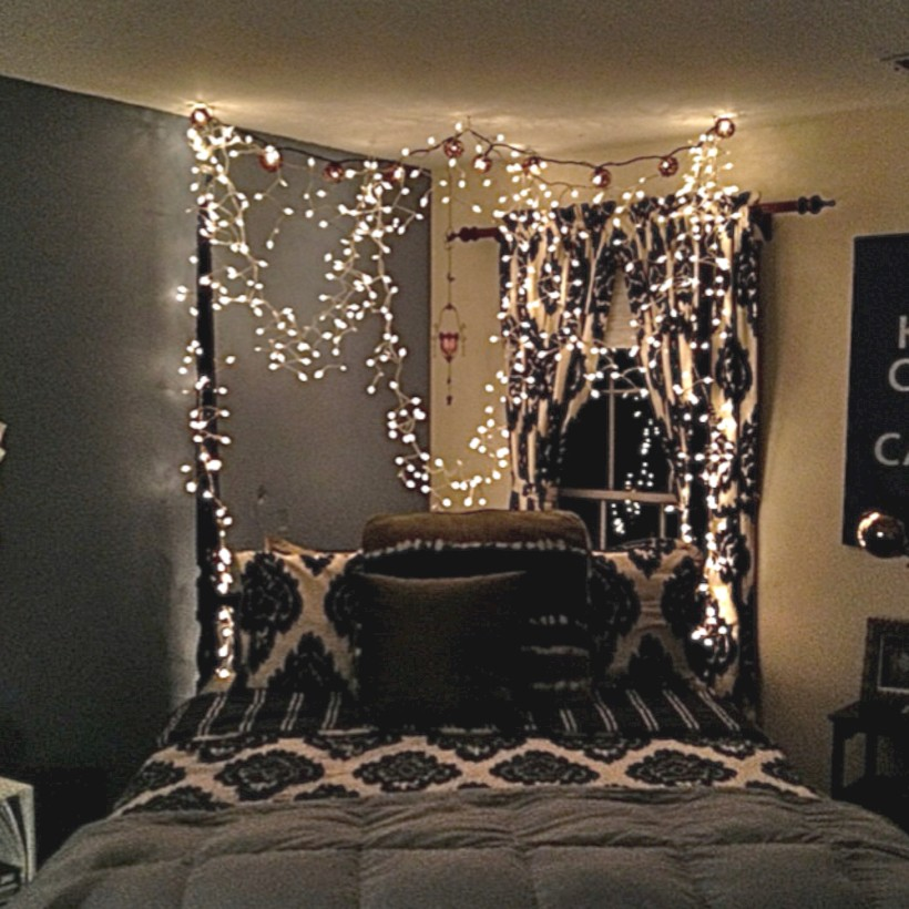 Romantic bedroom lighting ideas you will totally love 25
