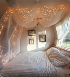 Romantic bedroom lighting ideas you will totally love 27