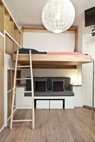 Space saving beds design for your small bedrooms 13