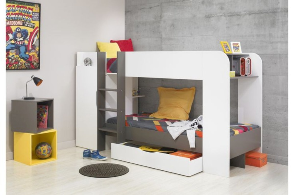 43 Space Saving Beds Design For Your Small Bedrooms