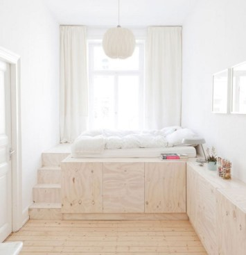 Space saving beds design for your small bedrooms 43