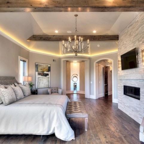 Stunning and elegant bedroom lighting ideas 22