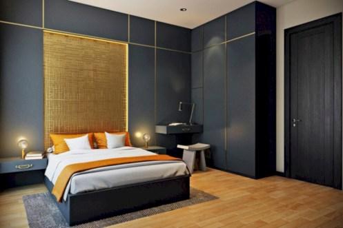 Stunning and elegant bedroom lighting ideas 27
