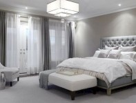 Stunning and elegant bedroom lighting ideas 30
