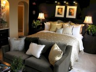Stunning and elegant bedroom lighting ideas 31